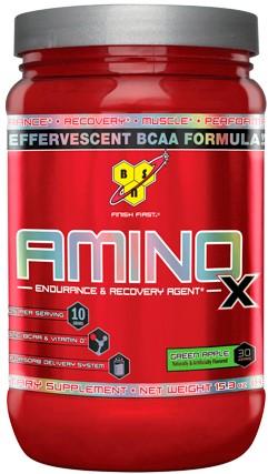 Amino X Green Apple (435 gr)