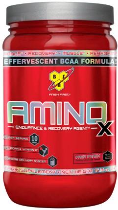 Amino X Fruit Punch (435 gr)