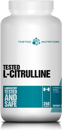 Tested L-Citrulline Malate (240 caps)