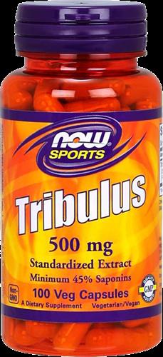 NOW Foods Tribulus 500MG (100 caps)