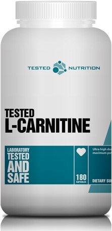 Tested L-Carnitine (180 caps)