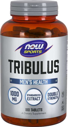NOW Foods Tribulus 1000MG (180 tabs)