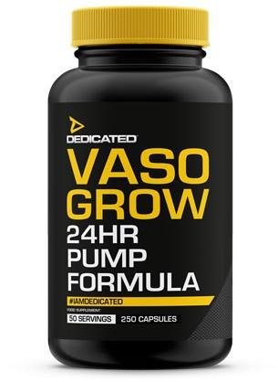 Vaso Grow (200 caps)
