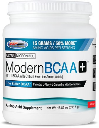 Modern BCAA+ Fruit Punch (535 gr)
