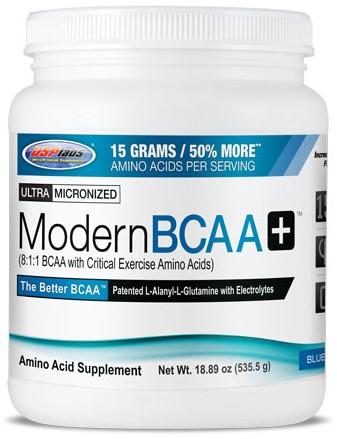Modern BCAA+ Raspberry lemonade (535 gr)