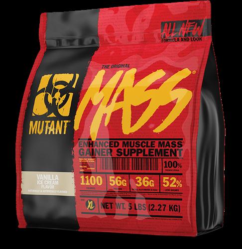 Mutant Mass Vanilla Ice Cream (2270 gr)