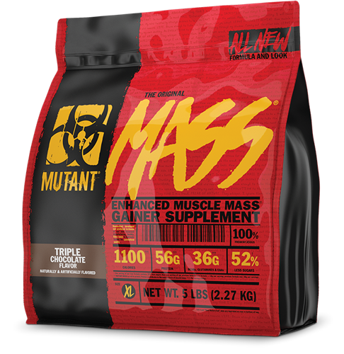 Mutant Mass Triple Chocolate (2270 gr)