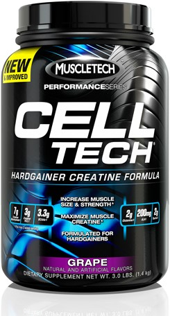 Performance Series Cell Tech Grape (1400 gr)