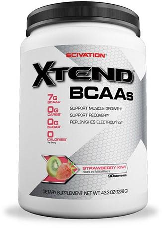 Xtend BCAA Strawberry Kiwi (1296 gr)
