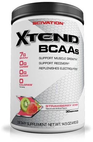 Xtend BCAA Strawberry Kiwi (375 gr)