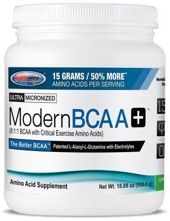 Modern BCAA+ Green Apple (535 gr)