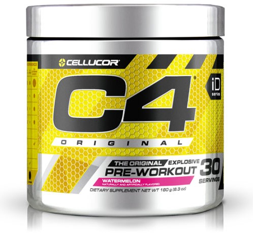 C4 Original Pre-workout Watermelon (195 gr)