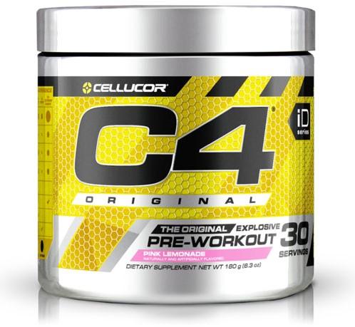 C4 Original Pre-workout Pink Lemonade (195 gr)