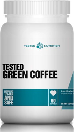 Tested Green Coffee (60 caps)