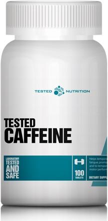 Tested Caffeine (100 tabs)