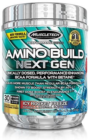 Amino Build Next Gen Icy Rocket Freeze (276 gr)