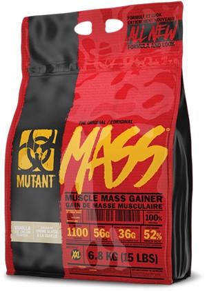Mutant Mass Vanilla Ice Cream (6800 gr)