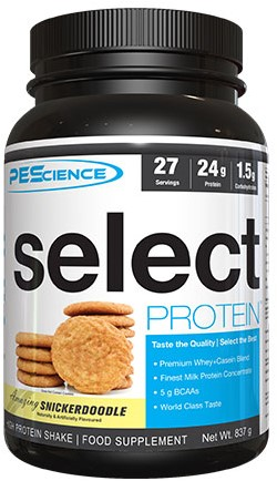 Select Protein Snickerdoodle (837 gr)