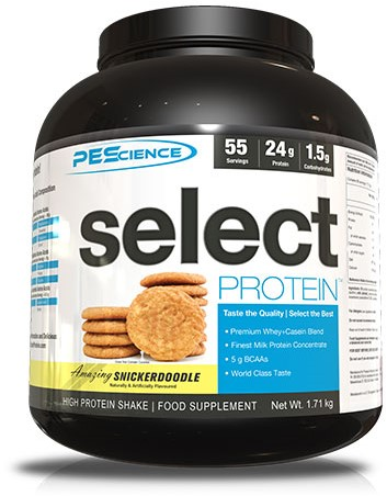 Select Protein Snickerdoodle (1840 gr)