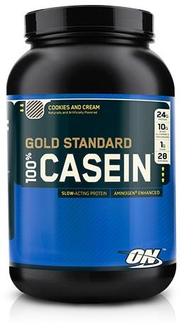 100% Casein Cookies & Cream (908 gr)
