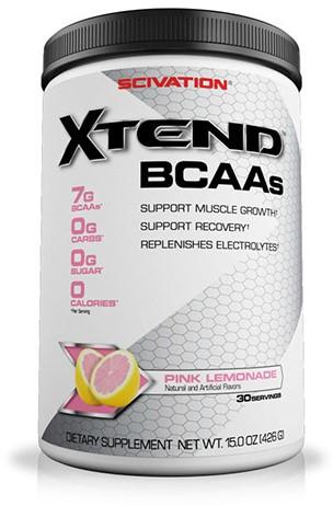 Xtend BCAA Pink Lemonade (375 gr)