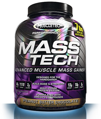 Performance Series Mass Tech Peanut Butter Chocolate (3200 gr)