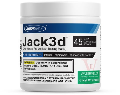 Jack3d Advanced Watermelon (248 gr)