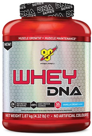 Whey DNA Vanilla (1870 gr)