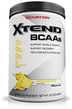 Xtend BCAA Pineapple (375 gr)