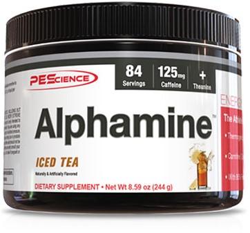 Alphamine Iced Tea (252 gr)