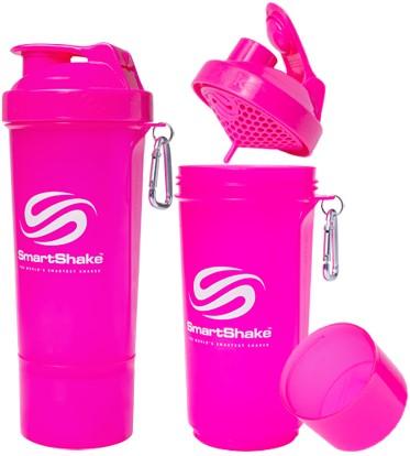 SLIM Neon Pink (solid) (500 ml)