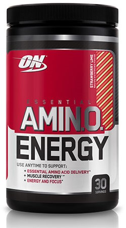 Amino Energy Strawberry Lime (270 gr)