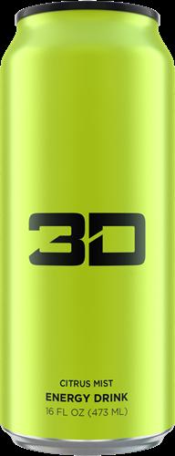 3D Energy Citrus Mist (1 x 473 ml )