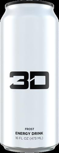 3D Energy Frost (1 x 473 ml )