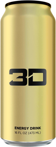 3D Energy Gold (1 x 473 ml)