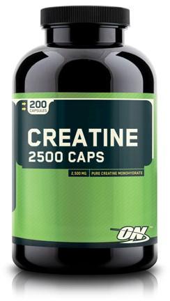 Creatine 2500 (200 Caps)