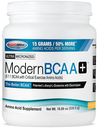 Modern BCAA+ Orange Mango (535 gr)