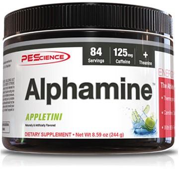 Alphamine Appletini (252 gr)