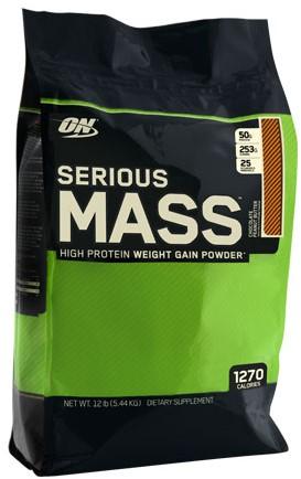 Serious Mass Chocolate & Peanut Butter (5450 gr)
