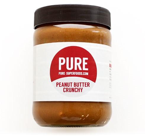Pure Peanut Butter Crunchy (500 gr)