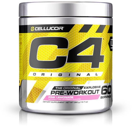 C4 Original Pre-workout Pink Lemonade (390 gr)