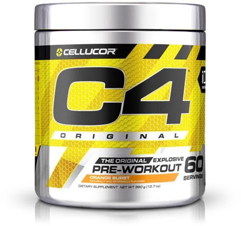 C4 Original Pre-workout Orange Burst (390 gr)