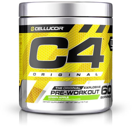 C4 Original Pre-workout Green Apple (390 gr)