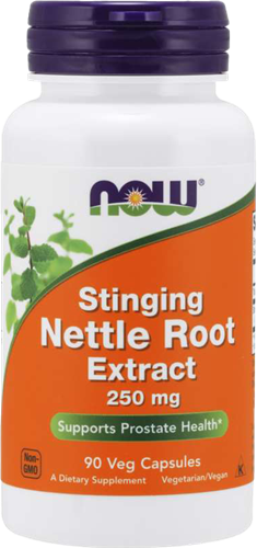 NOW Foods Stinging Nettle Root Extract 250MG (90 caps)