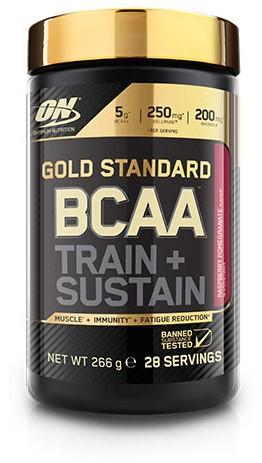 Gold Standard BCAA Raspberry Pomegranate (266 gr)