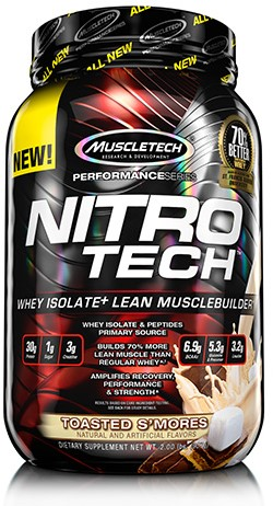 Performance Series Nitro Tech Toasted Smores (908 gr)