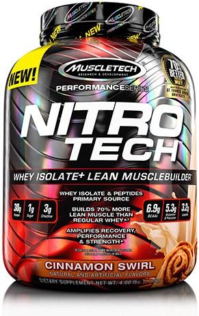 Performance Series Nitro Tech Cinnamon Swirl (1800 gr)