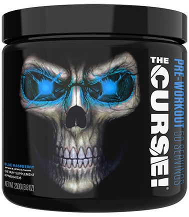 The Curse Blue Raspberry (250 gr)