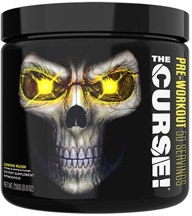 The Curse Lemon Rush (250 gr)