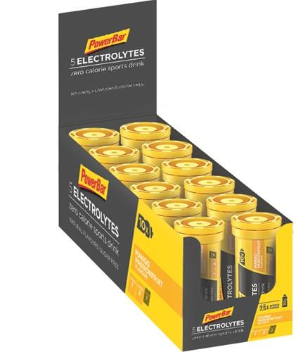 Electrolyte Tabs Mango Passionfruit (12 x 10 tabs)